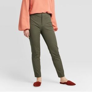 NEW A New Day High Rise Skinny Ankle Pants